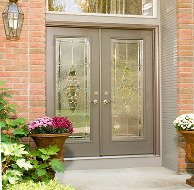 Exterior doors front entry doors patio doors storm for Storm doors for french patio doors