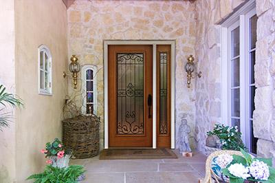 heritage entry door
