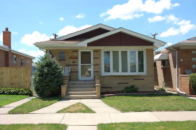 Madison bungalow style home