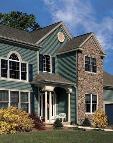 vinyl siding color combinations feldco madison feldco madison