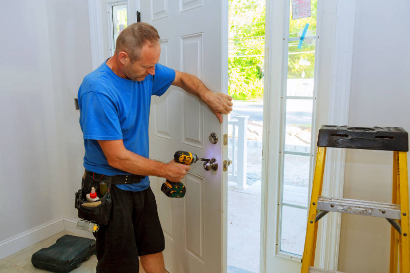 front door installation company