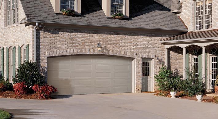 steel garage doors madison