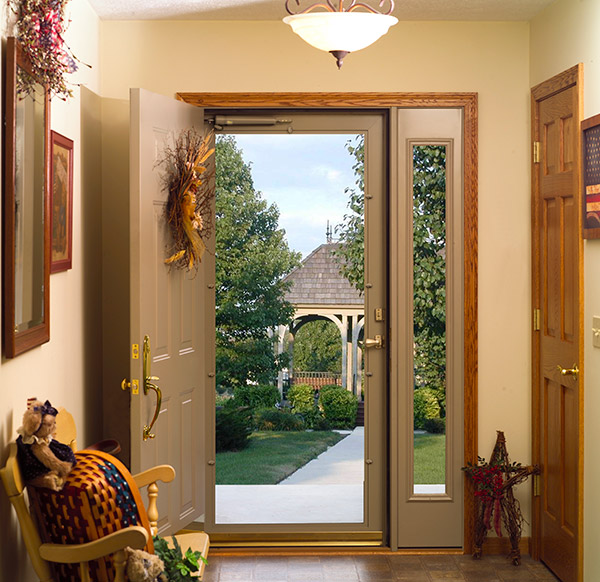 storm doors in madison