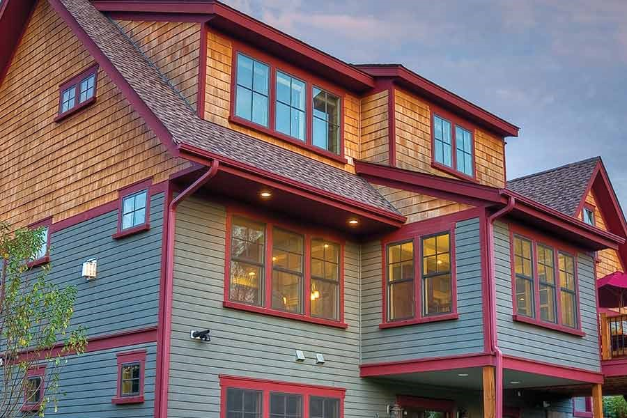 Vinyl Siding Color Combinations Feldco Madison Feldco